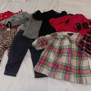 Baby gap fall/winter outfits 3-6m